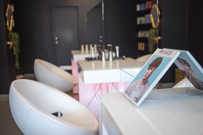 Salon de coiffure pour femme liege